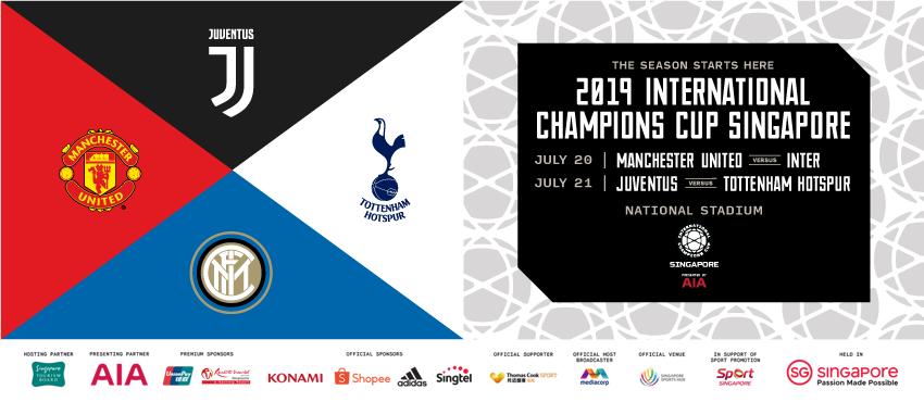 友邦呈現2019國際冠軍盃新加坡賽