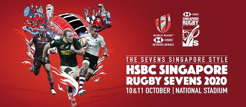 HSBC Singapore Rugby Sevens 2020